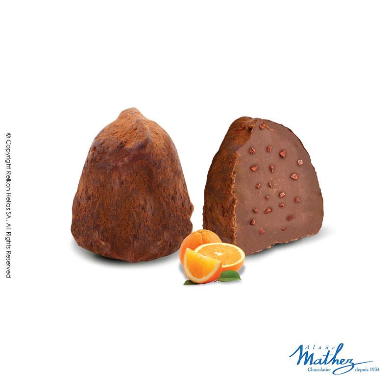 Orange Candied